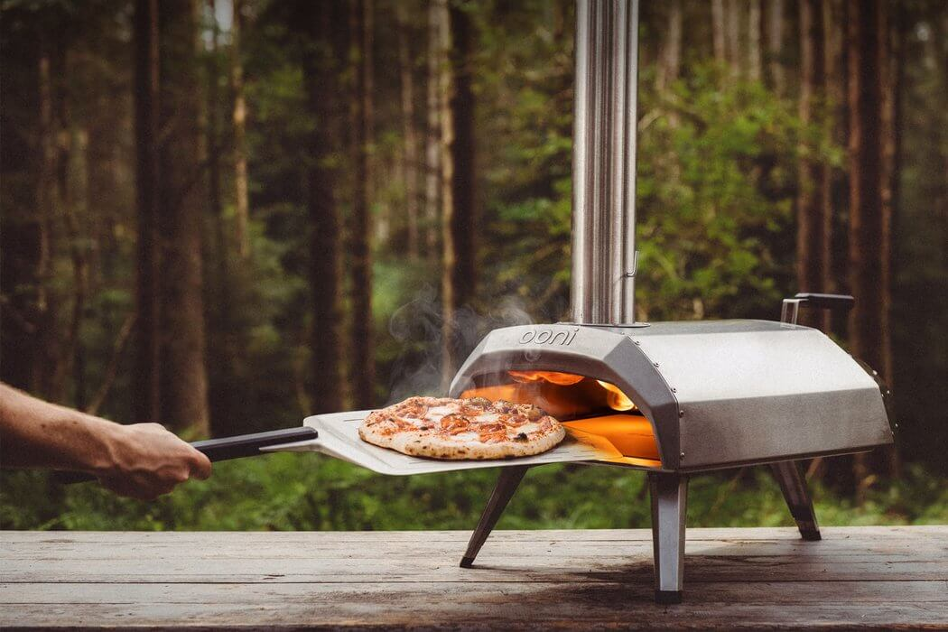 mobiele pizzaovens