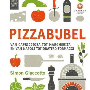 Pizzabijbel Simon Giaccotto